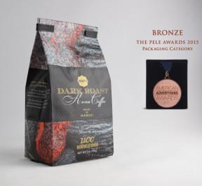 UCC Pele bronze
