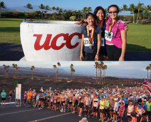 ucc kona marathon